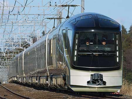 「TRAIN SUITE 四季島」年末年始コース運転