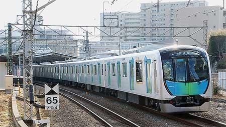 西武40000系が新宿線で試運転