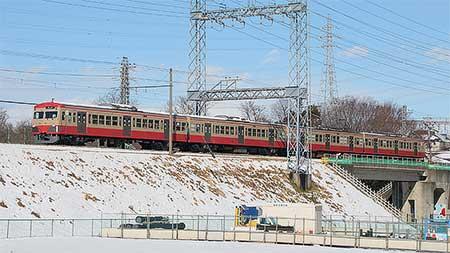 西武多摩川線で赤電の運転が始まる
