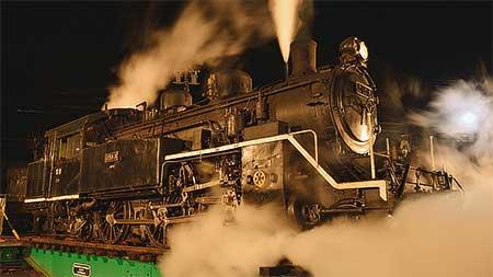 大井川鐵道で「SLナイトトレイン」運転