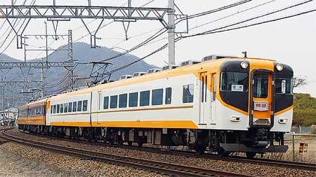 近鉄16000系,新旧混色による回送列車運転