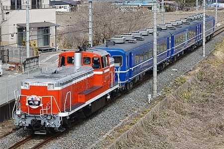 東武鉄道で『SL大樹・DL大樹でひなまつり』開催