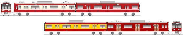 「京急120年の歩み号」を2月25日から大師線で運転