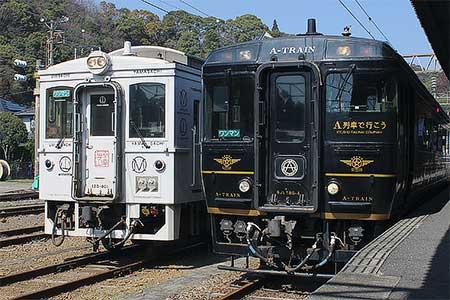 キハ185系「A列車で行こう」が日豊本線へ