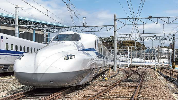JR東海,N700S確認試験車の走行試験内容を発表