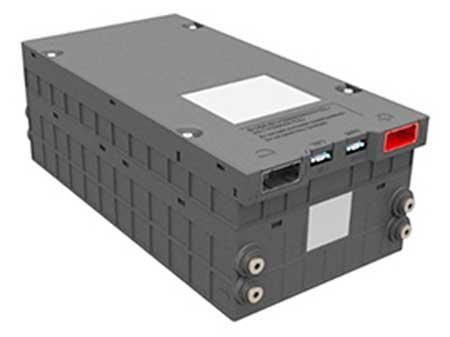 今回採用された電池モジュール
