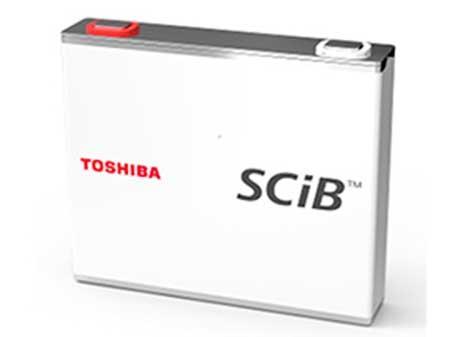 「SCiB™」セル