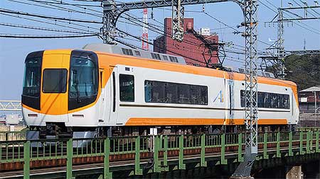 近鉄22000系AS27編成,リニューアルを終えて試運転|鉄道ニュース ...