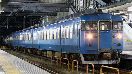 あいの風とやま鉄道413系,糸魚川運用が消滅