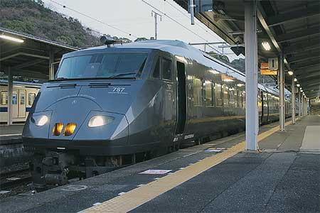 日豊本線「宗太郎越え」の普通列車が787系化される