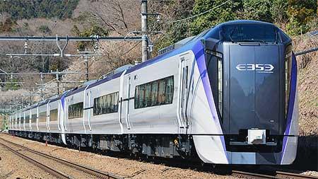 """""""スーパーあずさ"""",全列車がE353系による運転に"""
