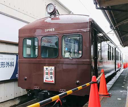 伊豆箱根鉄道で『3月21日(祝)は大雄山駅へGO!』開催