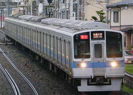 小田急,小田原線系統に8両編成の急行が登場