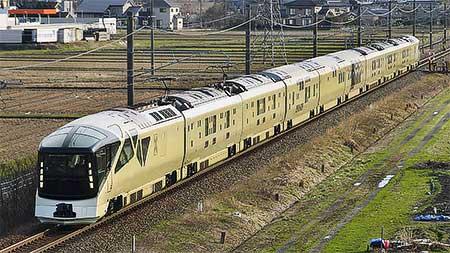 「TRAIN SUITE四季島」,春の2泊3日「東日本の旬」コースが実施される