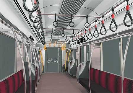 東京メトロ,丸ノ内線に新形車両2000系を導入