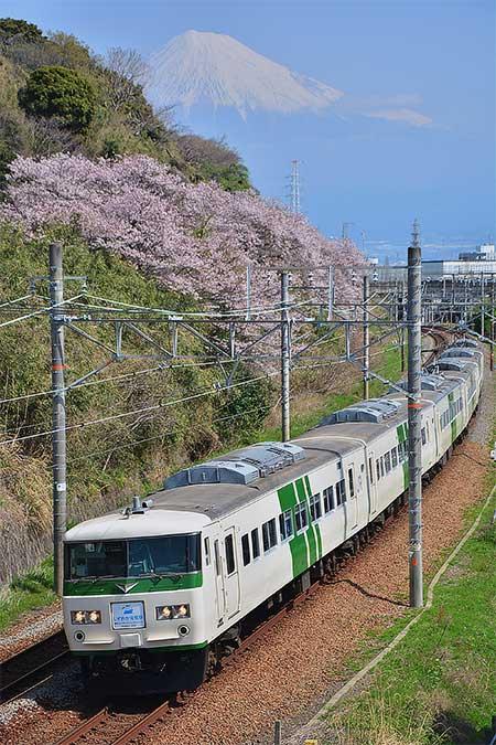 『プレDC静岡まつり号』運転