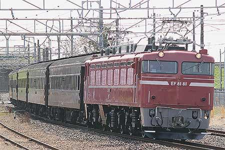 旧客5両が仙台へ