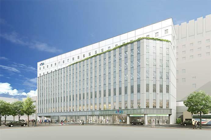京成,千葉中央駅西口ビルを建て替えへ