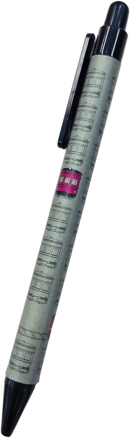 一畑電車「デハニボールペン」発売