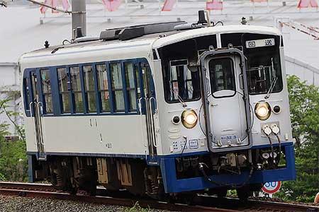 キハ32 3「鉄道ホビートレイン」が出場