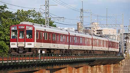 近鉄生駒線に8810系が30年ぶりに入線