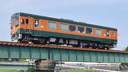 天竜浜名湖鉄道で湘南色のラッピング車「『Re+(リ・プラス)」運転開始