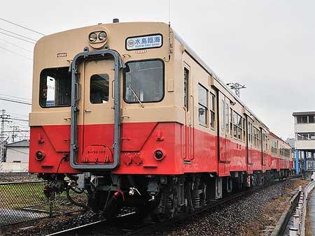 水島臨海鉄道でキハ30の限定運転