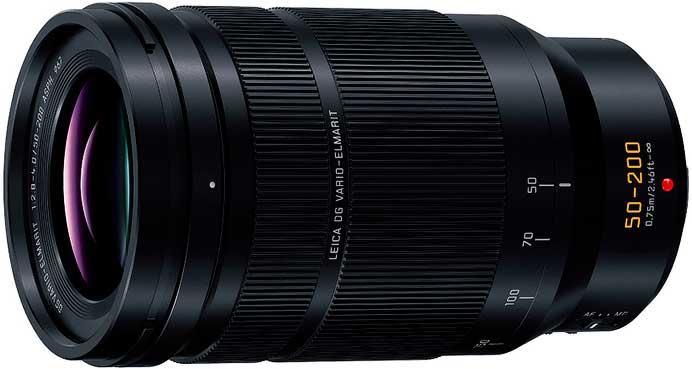 パナソニック「LEICA DG VARIO-ELMARIT 50-200mm/F2.8-4.0 ASPH./POWER O.I.S.」を発売