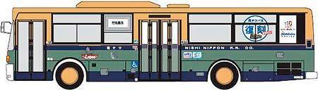 福岡・久留米地区 ラッピングイメージ(通称青バス)