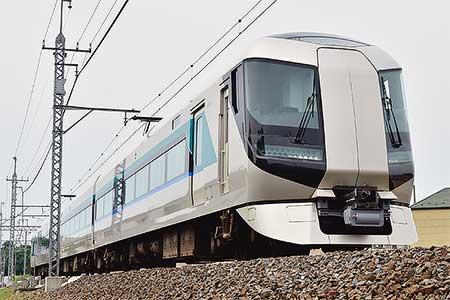 東武鉄道で『500系リバティ運行開始1周年記念ツアー』が開催される