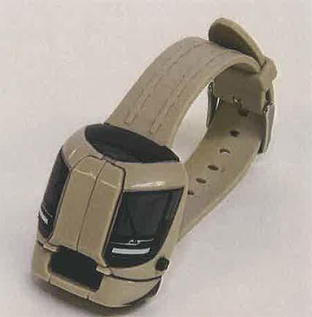 「東武特急リバティ腕時計」
