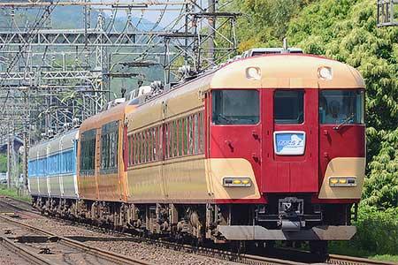 近鉄で15200系+22600系+15200系の8連運転