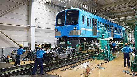 『西武・電車フェスタ2018 in 武蔵丘車両検修場』開催