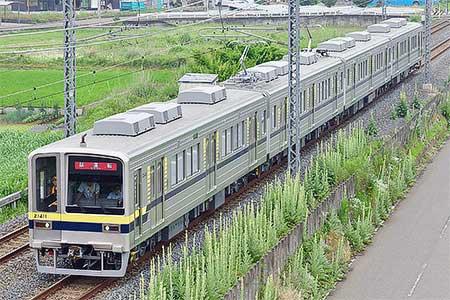 東武20000系リニューアル車の日中試運転が始まる