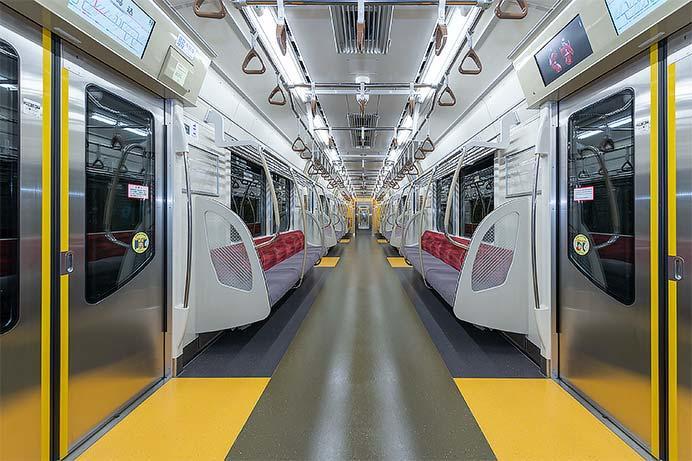 東京都交通局,5500形を報道陣に公開