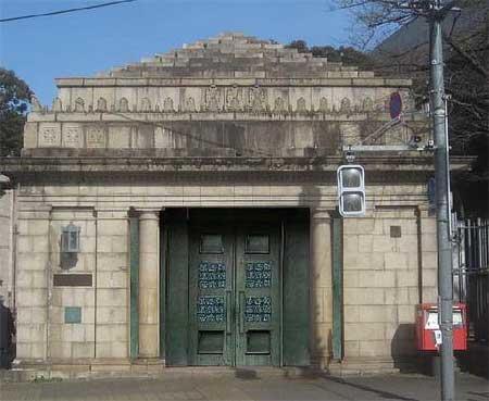 改修後の「旧博物館動園駅 」のイメージ