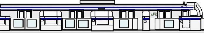 JR東日本,総武快速線新小岩駅のホームドアを10月下旬から使用開始