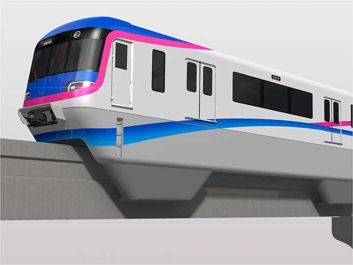 大阪モノレール,3000系を導入