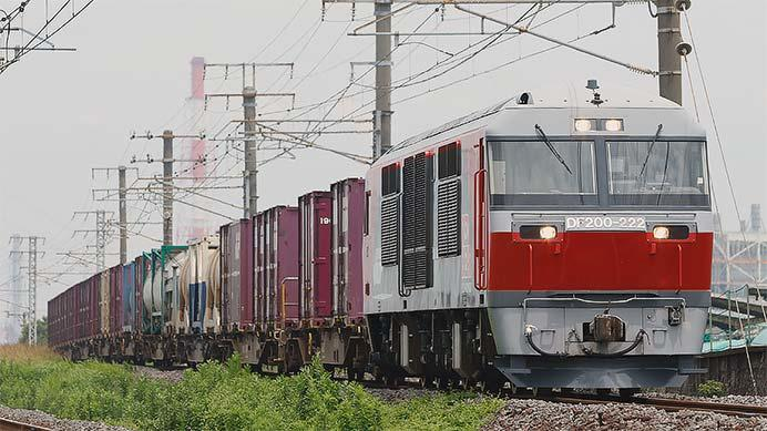 DF200-222が運用を開始