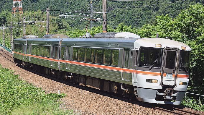 373系が中央本線へ