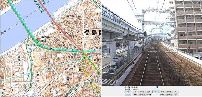 アイテック阪急阪神・ドーン,「走行動画閲覧・検索システム」を開発