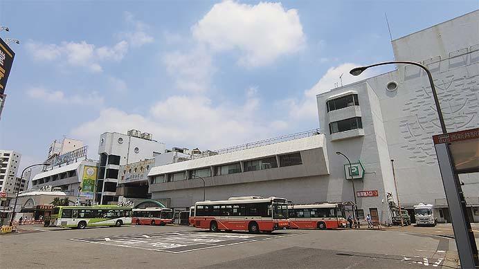 東武西新井駅西口のビルが閉館