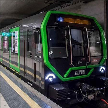 日立レールイタリア,ミラノ地下鉄向け車両を追加受注