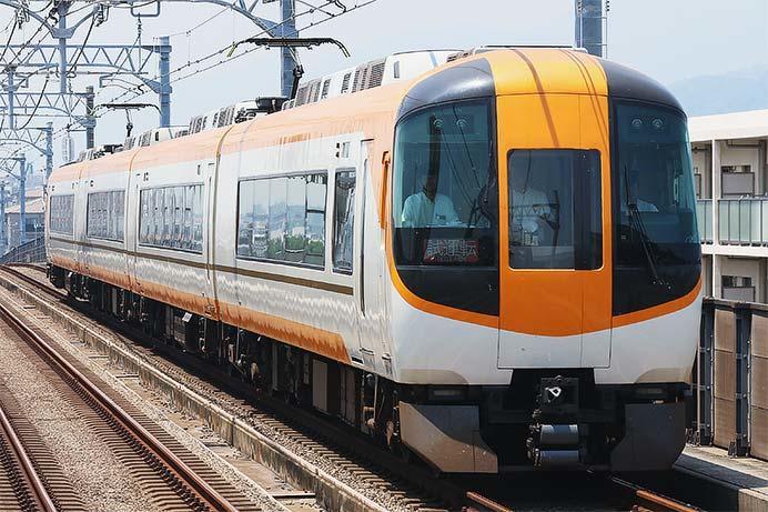 近鉄22600系が阪神線内で試運転