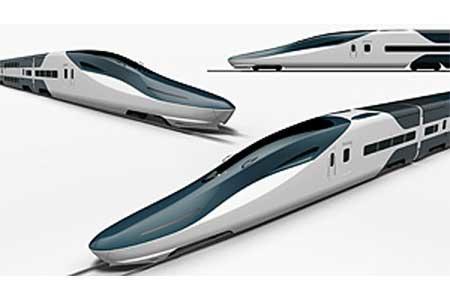 「未来の新幹線」