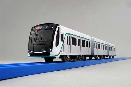 オリジナルプラレール「東急電鉄 2020系田園都市線」