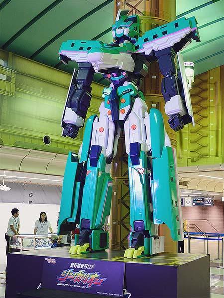 JR東日本 上野駅で『上野 シンカリオンステーション』開催