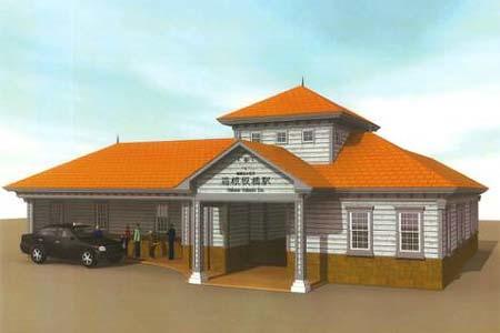 箱根板橋駅のイメージ