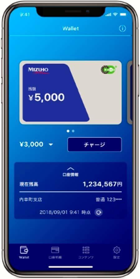 みずほ銀行×JR東日本,カード発行不要の電子マネー「Mizuho Suica」の提供を開始