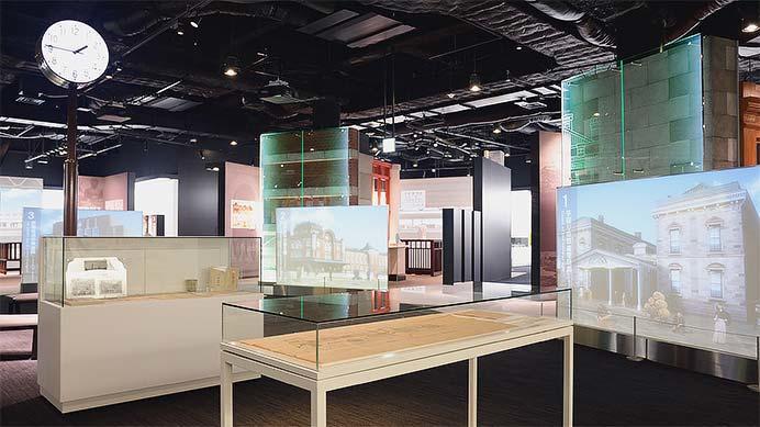 鉄道博物館「歴史ステーション」で戦時資料の展示